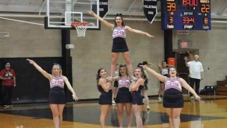 News - Cheerleaders Say What They Do Is A Sport   Cheerleading   Scoop.it