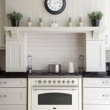 Trend Spotting: What's New in White Kitchens - benjamin moore's color chats   Kitchen Cabinet Painting & Refinishing   Scoop.it