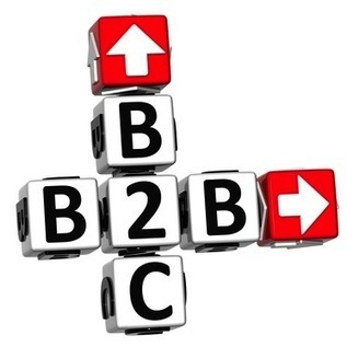 B2B and B2C Defined | Social Media Today | All about Web | Scoop.it