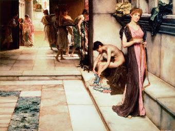 DE REYES, DIOSES Y HÉROES: Moda femenina en la antigua Roma | Mundo Clásico | Scoop.it