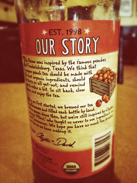 Brand Storytelling Spotlight: Sweet Leaf Tea | Brand Stories | Scoop.it