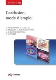 occlusion, mode d'emploi | LIBRAIRIE GARANCIERE | Scoop.it