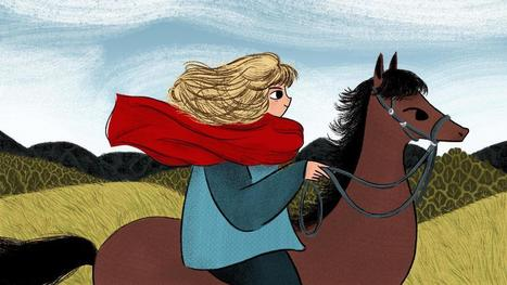Overcoming Post-Natal Depression—On Horseback in Kazakhstan | GoodStories246 | Scoop.it