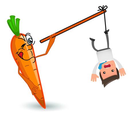Évolution des motivations : Le commercial n'aime pas que les carottes! | Meilleures pratiques en vente consultative | Scoop.it