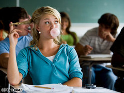 Chew on this: Gum may be good for body, mind | Multitasking in the classroom | Scoop.it