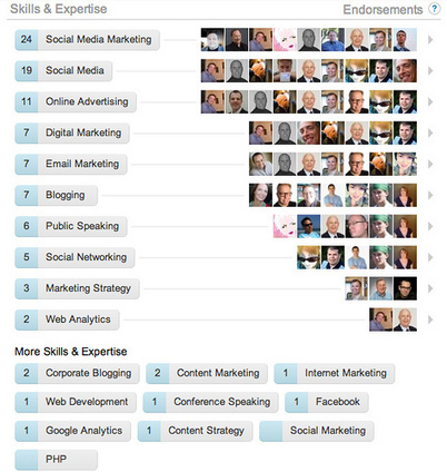Which is better, LinkedIn Recommendations or LinkedIn Endorsements? | DV8 Digital Marketing Tips and Insight | Scoop.it