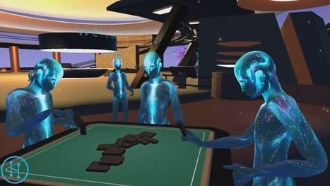 Virtual Worlds: High Fidelity vs Sansar | COMPUTATIONAL THINKING and CYBERLEARNING | Scoop.it