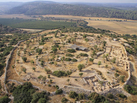 Israeli team claims to have found King David's palace | Newsworthy Notes - Archaeological Discoveries | Scoop.it