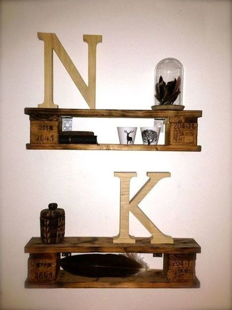 Pallets Diy | Upcycled Objects | Scoop.it