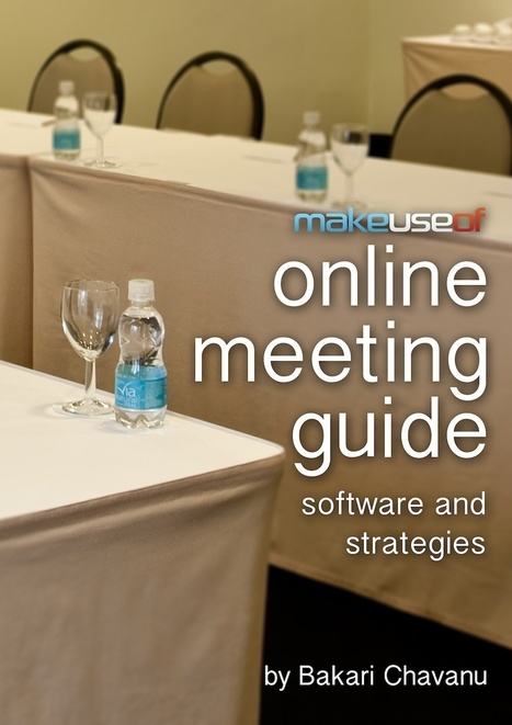 Online Meeting Guide: Software And Strategy | Nonprofit Technology and Communication | Scoop.it