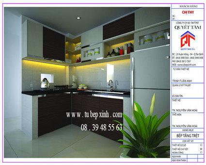 Các mẫu tủ bếp đẹp, dễ thương nhất hiện nay | Du lịch Đà Nẵng , du lịch Hội An | Scoop.it