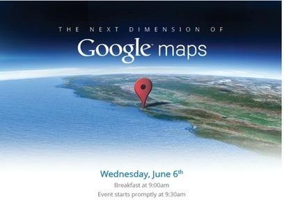 Un événement pour Google Maps le 6 juin | Médias sociaux et tourisme | Scoop.it