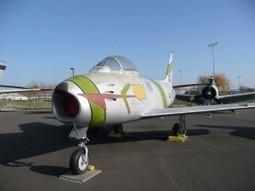 North American F-86 Sabre – Walk Around   History Around the Net   Scoop.it