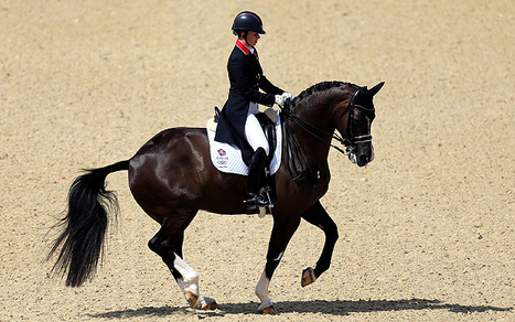 Charlotte Dujardin: des étables aux JO en 5 ans - Telegraph.co.uk | Sports équestres | Scoop.it