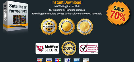 ONLINE TV on your PC   click2sell   Scoop.it