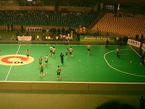 FUTSAL | Alguns tipos de Esportes | Scoop.it
