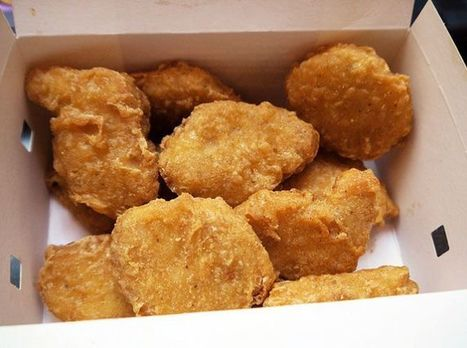Japan found vinyl in McNuggets imported from Thailand | ES | Scoop.it