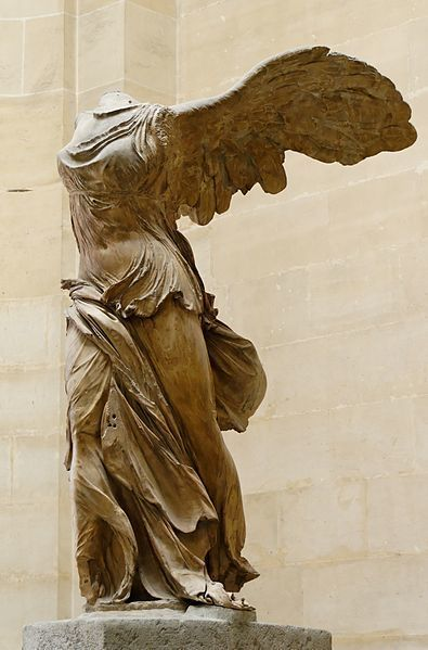 Winged Victory of Samothrace | Louvre Museum | Paris | Oh, you pretty things! | Scoop.it