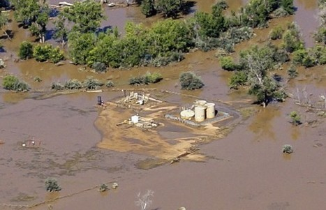 Full Extent Of Oil And Gas Spills From Colorado Floods Remains Unknown | Oil & Gas | Scoop.it