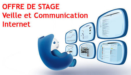 OFFRE DE STAGE : Stage Veille, Réseaux Sociaux, et circulation de l'information sur Internet   btoullec   Scoop.it
