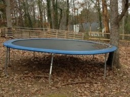 Trampoline Removal In Atlanta - Stand Up Guys Junk Removal | A Clean Communities | Scoop.it