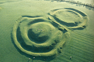 Google Earth image finds ancient Irish settlement at Hill of Tara | Archaeology News | Scoop.it