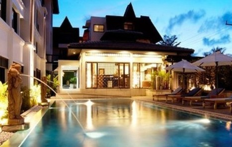 Thailand Hotels 24/7 | See and Experience the Amazing Thailand! | Luxury Hotels | Scoop.it