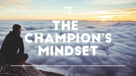 The Champion's Mindset - YouTube | Pain Sufferers Speak | Scoop.it