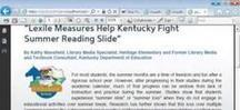 The Lexile® Framework for Reading   Monya's List of ESL, EFL & ESOL Resources   Scoop.it