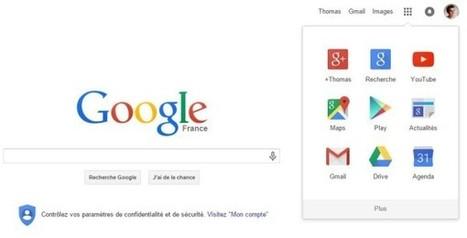 Google supprime le lien vers Google+ situé en haut du moteur de recherche et des autres services | Toulouse networks | Scoop.it