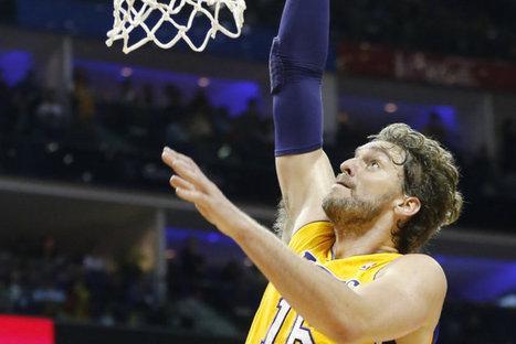 89-115: Los Lakers vuelven a caer ante los Warriors en China | Daniel1 | Scoop.it