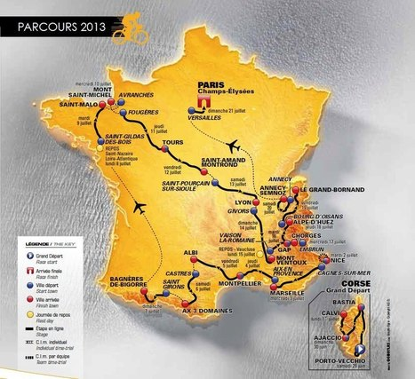 Dopage – Tour de France : Les journalistes invités à «parler» | Actu Tour de France 2013 | Scoop.it