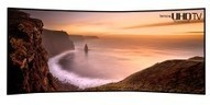 "105"" Curved UHD TV and 85"" Bendable UHD TV Available In 2014 From Samsung 
