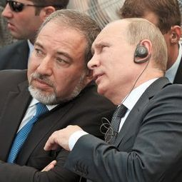 Lieberman defends human rights – but in Russia, not Israel   News in english   Scoop.it