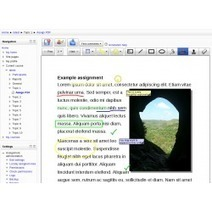 Moodle plugins directory: PDF submission | Marks Moodle | Scoop.it