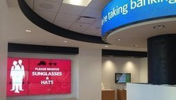 Regional and local banks are banking on digital signage | PLV Audiovisuelle | Scoop.it