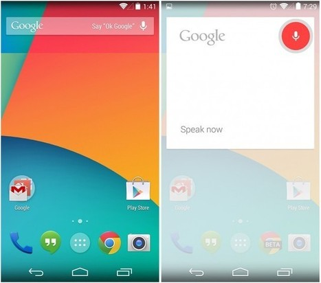 Google Now Launcher is available to download from Google Play Store - AndroidVenture | AndroidVenture | Scoop.it