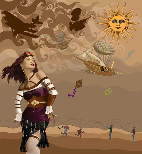 25+ Incredible Vexel Art Illustrations - Designmodo | Web, marketing, design | Scoop.it