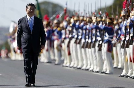 A Chinese Perspective on the BRICS in 2015 - Council on Foreign Relations | Peer2Politics | Scoop.it