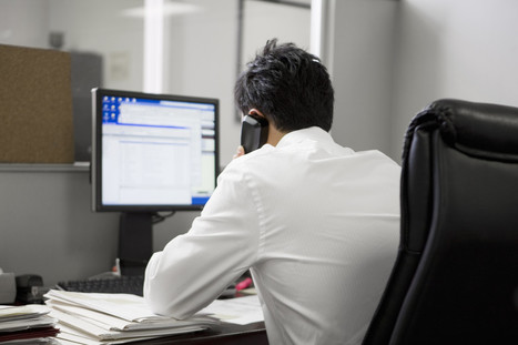 Stress au travail : les 9 maux dont souffrent le plus les salariés - Economie - TF1 News | Travail et bienveillance | Scoop.it