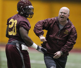 Minnesota's Jerry Kill refuses to let epilepsy remove him from the ... | Special Needs News | Scoop.it