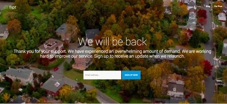 Zillow Sends a Cease-and-Desist Letter to Flipt - Property Portal Watch   Digital-News on Scoop.it today   Scoop.it
