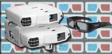 Epson enrolls new 3D projectors into the classroom - GCN.com | Machinimania | Scoop.it