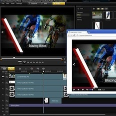 "Corel Releases First HTML5-Capable Video-Editing Software | ""Cameras, Camcorders, Pictures, HDR, Gadgets, Films, Movies, Landscapes"" 