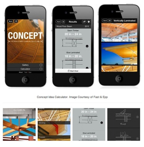 TOP 10 Technical Apps for Architects | The Architecture of the City | Scoop.it