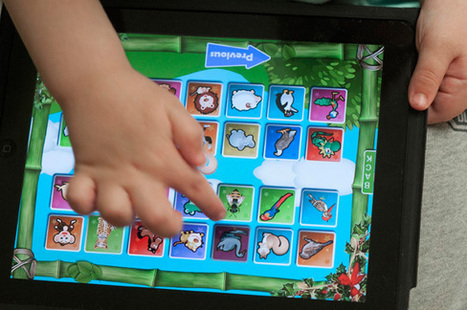 Kids With Autism See Big Gains With Tablets - Disability Scoop | Gamificazione: Gamify your business | Scoop.it
