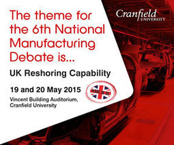 High value manufacturing 2015 trends – Innovate UK perspectives - The Manufacturer | Peer2Politics | Scoop.it