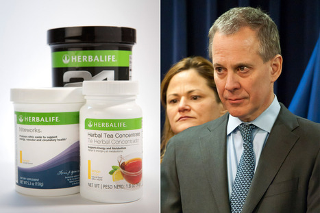 NY attorney general probes Herbalife: sources | Commodities, Resource and Freedom | Scoop.it