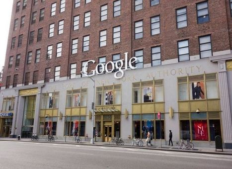 Black Girls Code gets $2.8 Million space within Google NY HQ | digital divide information | Scoop.it