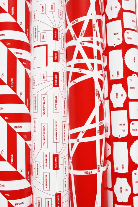 An Offbeat History of Wrapping Paper | Avant-garde Art, Design & Rock 'n' Roll | Scoop.it